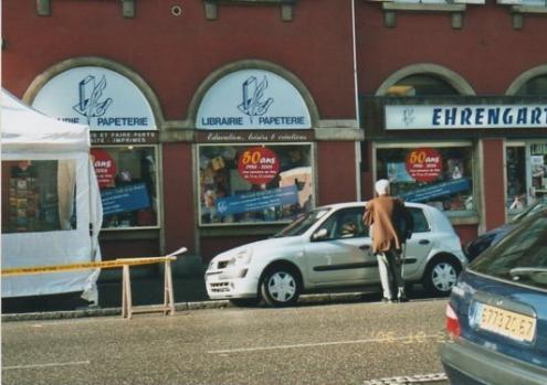 Ehrengarth f te ses 50 ans for Chambre de commerce et d industrie strasbourg