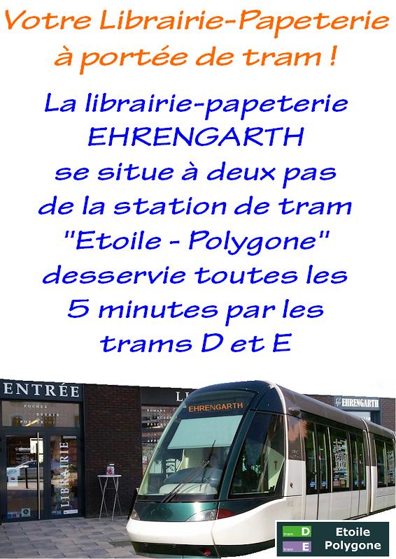 Bandeau tram 1