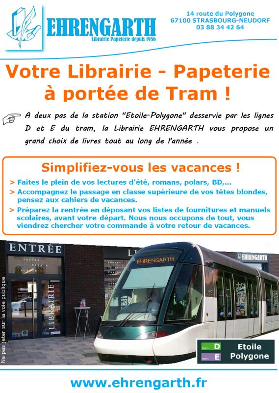 Flyer tram 1