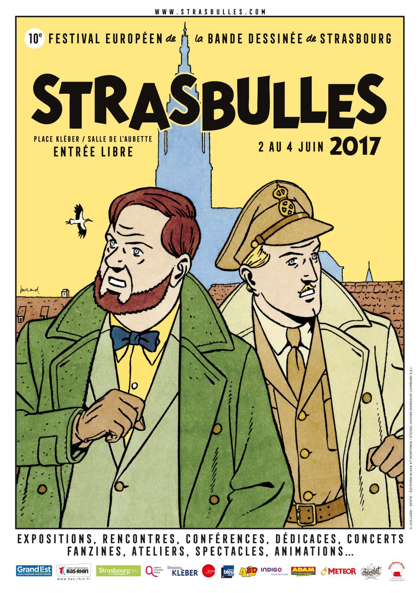 Strasbulles 2018